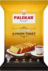 Palekar Ajwain Toast