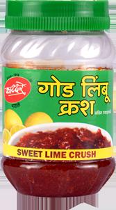 Sweet Lime Crush Pickle